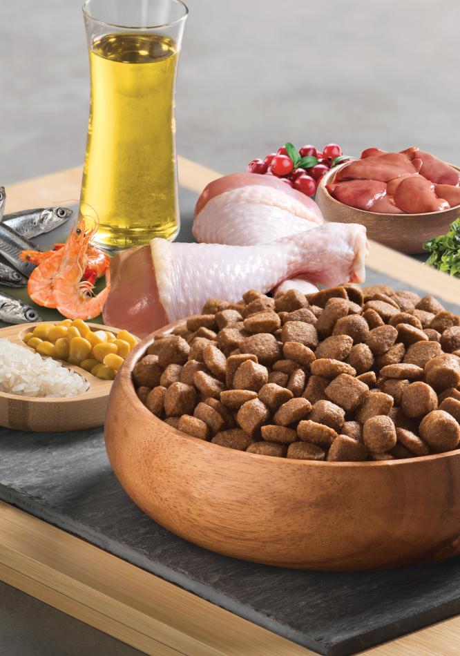 Bonacibo Adult Cat Ingredients