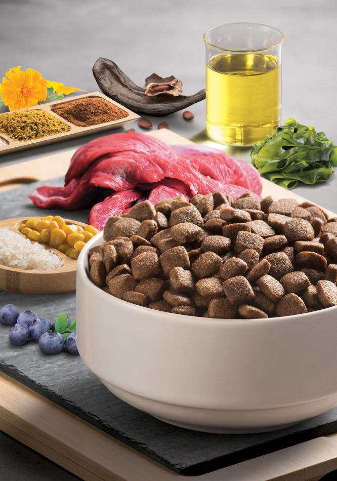 Bonacibo Puppy Lamb & Rice Ingredients