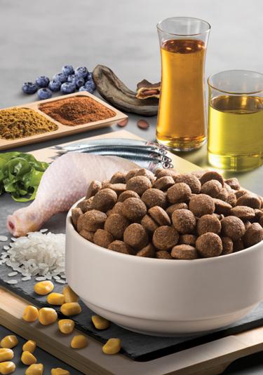 Bonacibo Adult Dog High Energy Ingredients