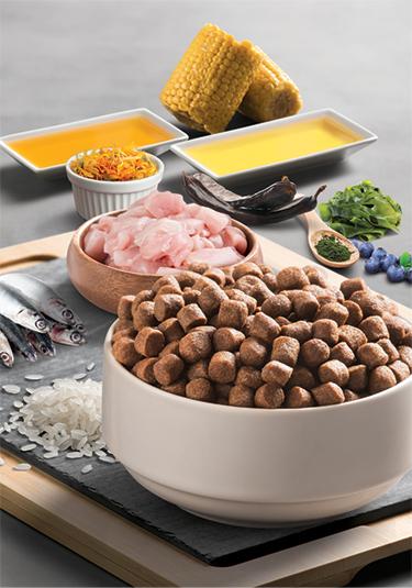 Bonacibo Puppy High Energy Ingredients