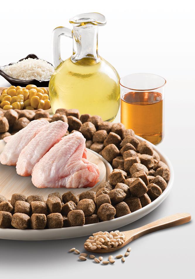 Kennel Premium Dog Food Ingredients