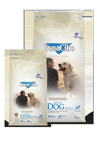 Bonacibo Adult Dog Package