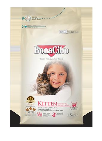 Bonacibo Kitten Package