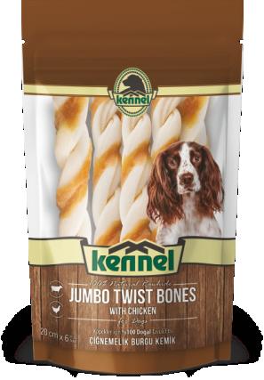 Kennel Jumbo Twist Bones