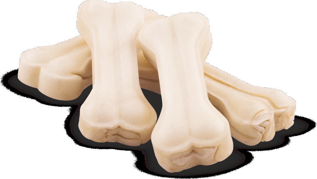 Kennel White Chewy Bones