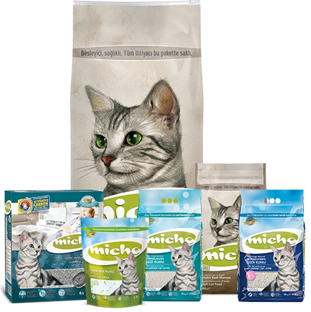 Micho Premium Pet Food Products