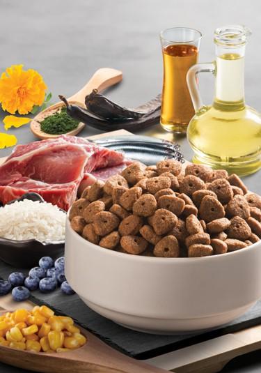Bonacibo Adult Dog Lamb & Rice Ingredients