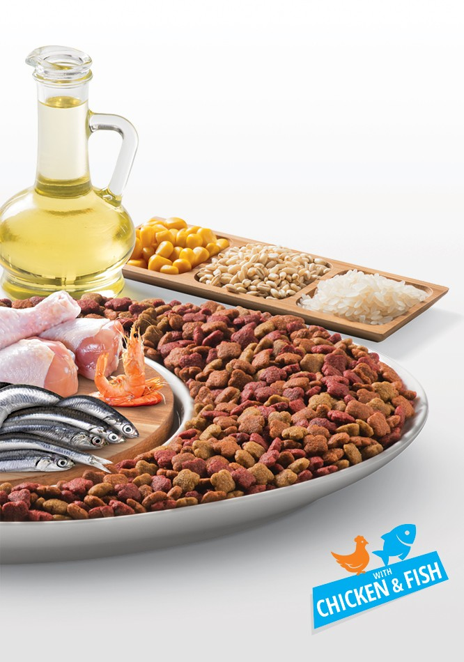 MitoMix Adult Cat Food Ingredients