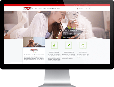 Bonacibo Web Site