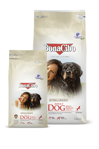 Bonacibo Adult Dog High Energy Package