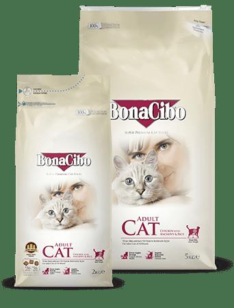 Bonacibo Adult Cat Package