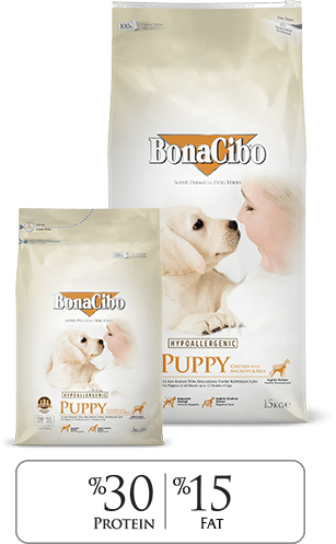 Bonacibo Puppy Package