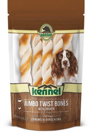 Kennel Jumbo Twist Bones